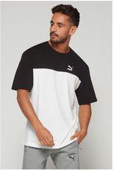 Puma BL/NG de Hombre modelo Retro Tee Polos Deportivo