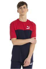 Puma RJ/AZ de Hombre modelo Retro Tee Polos Deportivo