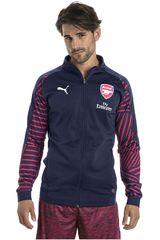 Puma AZ/RJ de Hombre modelo Arsenal FC STADIUM Jacket with sponsor L Casacas Deportivo