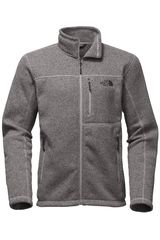 The North Face Gris de Hombre modelo M GORDON LYONS FULL ZIP Deportivo Casacas