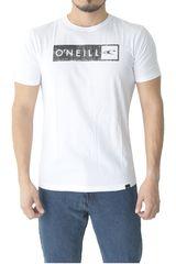 ONEILL BLAN de Hombre modelo FRAMED Casual Polos