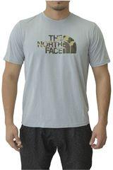 The North Face Blanco de Hombre modelo m reaxion amp graphic tee 2 Casual Polos