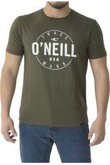 ONEILL Verde de Hombre modelo AGENT Casual Polos