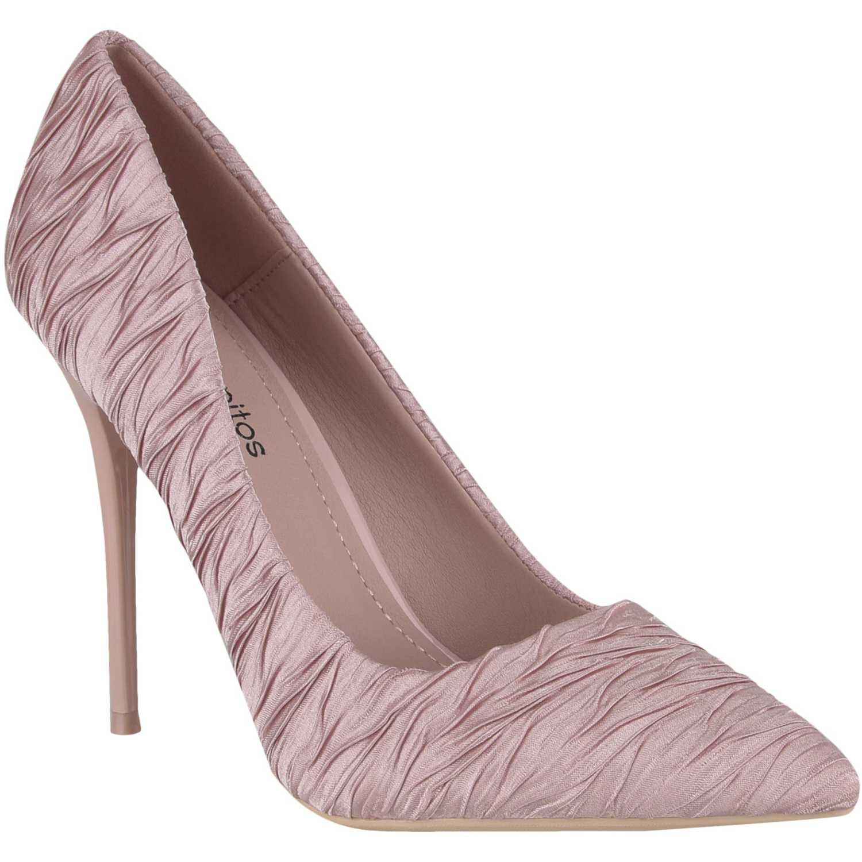 Calzado de Mujer Platanitos Rosado cv 2413