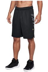 Under Armour Negro de Hombre modelo UA Select 9in Short Shorts Deportivo