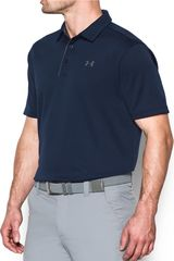 Polo de Hombre Under Armour Azul tech polo