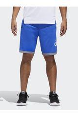 Adidas Azulino de Hombre modelo SPT BOS Shorts Deportivo