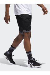 adidas Negro de Hombre modelo SPT BOS Deportivo Shorts