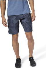 Reebok Plomo de Hombre modelo WOR GRAPHIC BOARD SHORT Shorts Deportivo