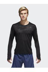 Polera de Hombre Adidas Negro RS LS TEE M