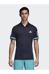 adidas Azul de Hombre modelo CLUB 3STR POLO Deportivo Polos
