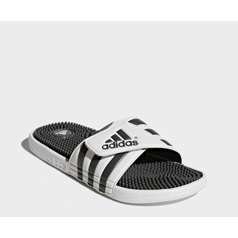 premium selection 6ef21 3343c Sandalia de Hombre adidas Blanco adissage