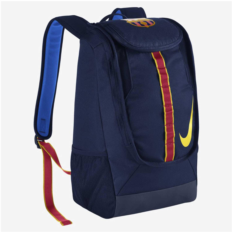 Mochila de Hombre Nike Azul allegiance barcelona shield compact bkpk ... a8e7bf8623162