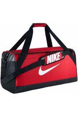 Nike Rojo de Hombre modelo NK BRSLA M DUFF Maletínes Deportivo