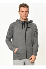 Nike Gris de Hombre modelo M NK DRY HOODIE FZ FLEECE Casacas Deportivo