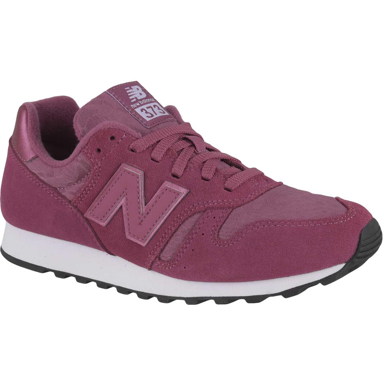 Zapatilla de Mujer New Balance Rosado / blanco 373