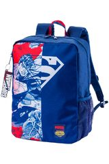 Puma Azul / Rojo de Niño modelo Justice League Hero Backpack Mochilas
