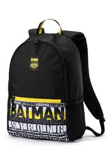 Puma Negro / Amarillo de Niño modelo Justice League Large Backpac Mochilas