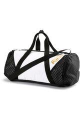 Puma Negro / blanco de Mujer modelo Ambition Barrel Bag Deportivo Maletínes