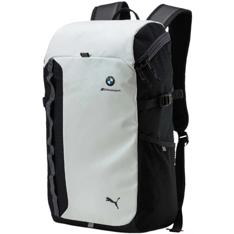 Mochila de Hombre Puma Negro / blanco bmw m msp backpack