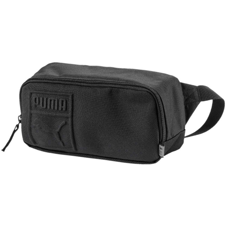 Canguro de Hombre Puma Negro puma s waist bag