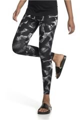 Puma Negro de Mujer modelo FUSION AOP Leggings Leggins Deportivo