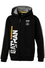 Puma Negro de Niño modelo Justice League Jacket B Casual Deportivo Urban Walking Zapatillas