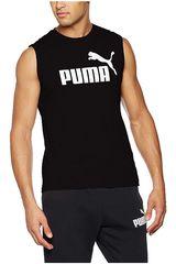 Puma Negro / Blanco de Hombre modelo ESS Tank Bividis Deportivo