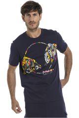 Puma Navy de Hombre modelo RBR Double Bull Tee Deportivo Polos