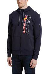 Puma Navy de Hombre modelo RBR Hooded Sweat Jacket Deportivo Casacas