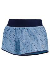 Puma Celeste / azul de Mujer modelo Ignite Graphic Short 3' W Deportivo Shorts