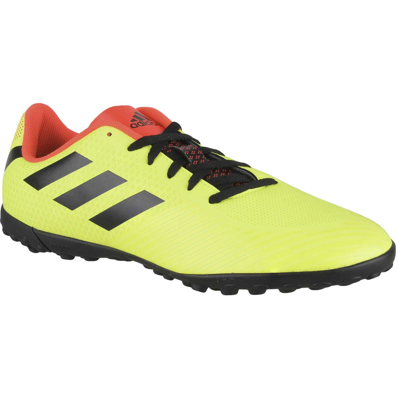 low priced e41b4 627d5 Zapatilla de Hombre Adidas Amarillo  negro artilheira iii tf