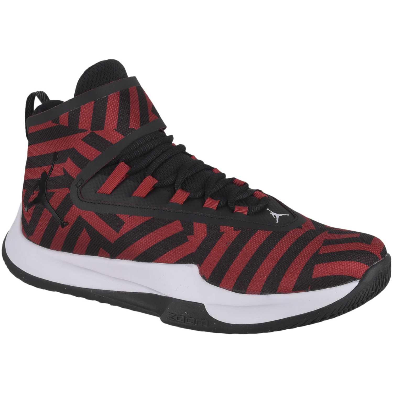 Zapatilla de Hombre Nike Rojo jordan fly unlimited