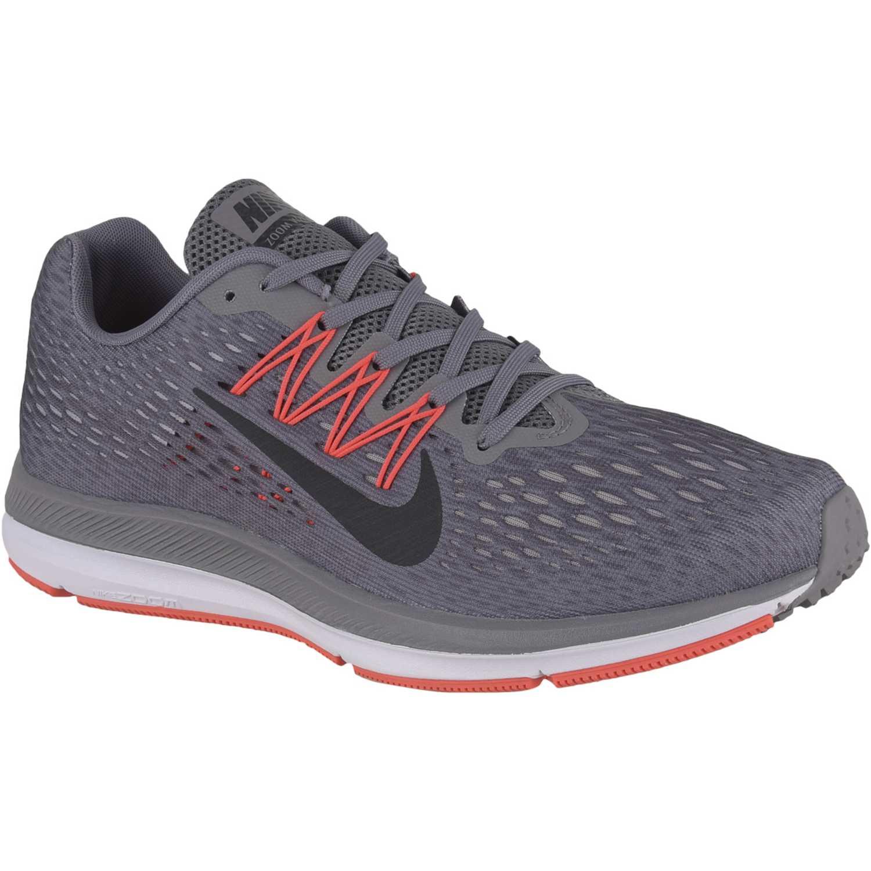 edc4ccab93 Zapatilla de Hombre Nike Gris nike zoom winflo 5
