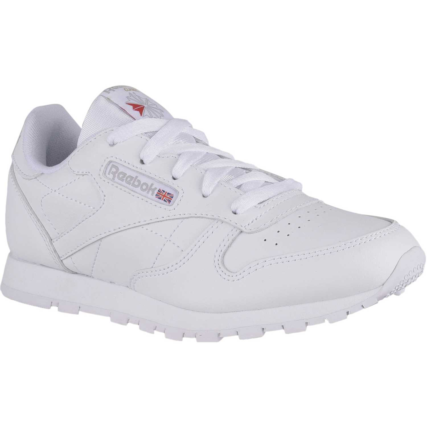 Zapatilla de Niño Reebok Blanco classic leather