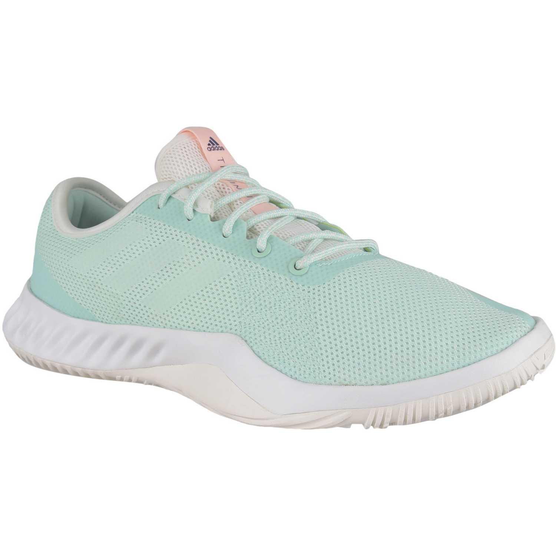 best sneakers 75056 7663d Zapatilla de Mujer Adidas Menta crazytrain lt w