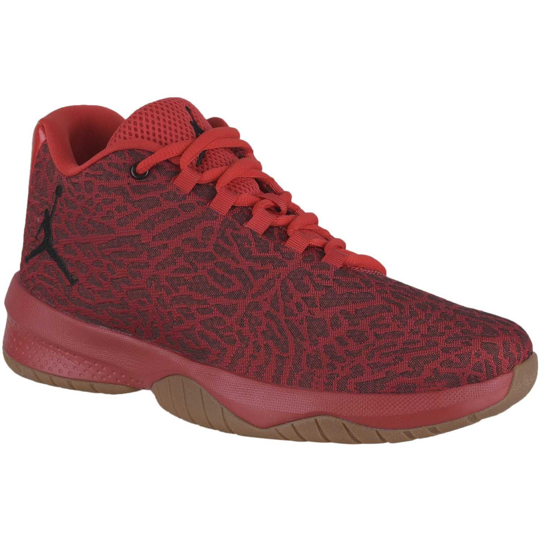Zapatilla de Jovencito Nike Rojo jordan b. fly bg
