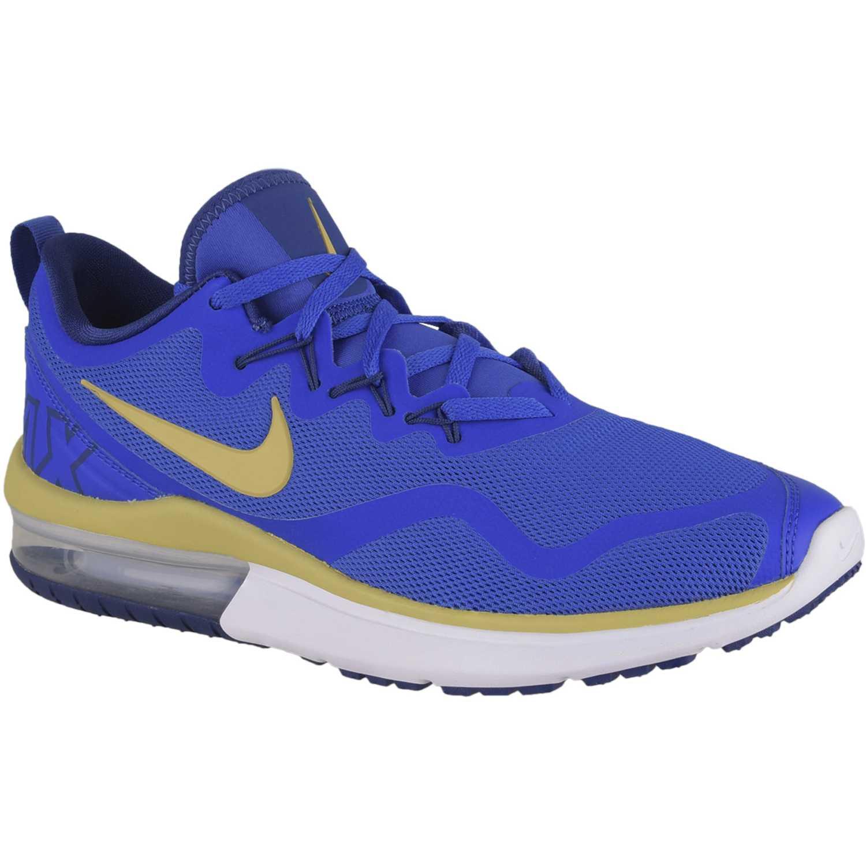 65cd62629e3dad Zapatilla de Hombre Nike Azul nk air max fury