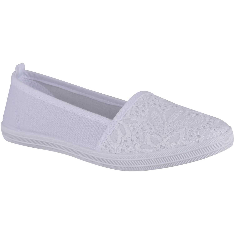 Zapatilla de Mujer Just4u Blanco zc 365