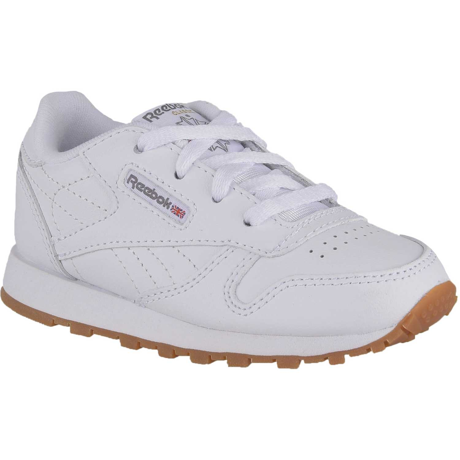 on sale 97aae 5649a Zapatilla de Niño Reebok Blanco classic leather