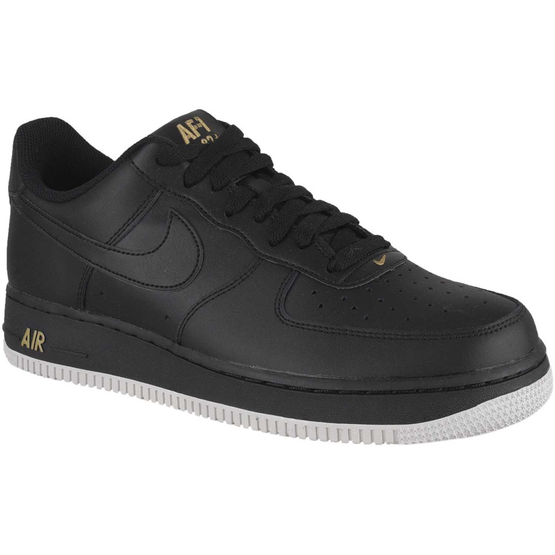 Zapatilla de Hombre Nike Negro air force 1 '07