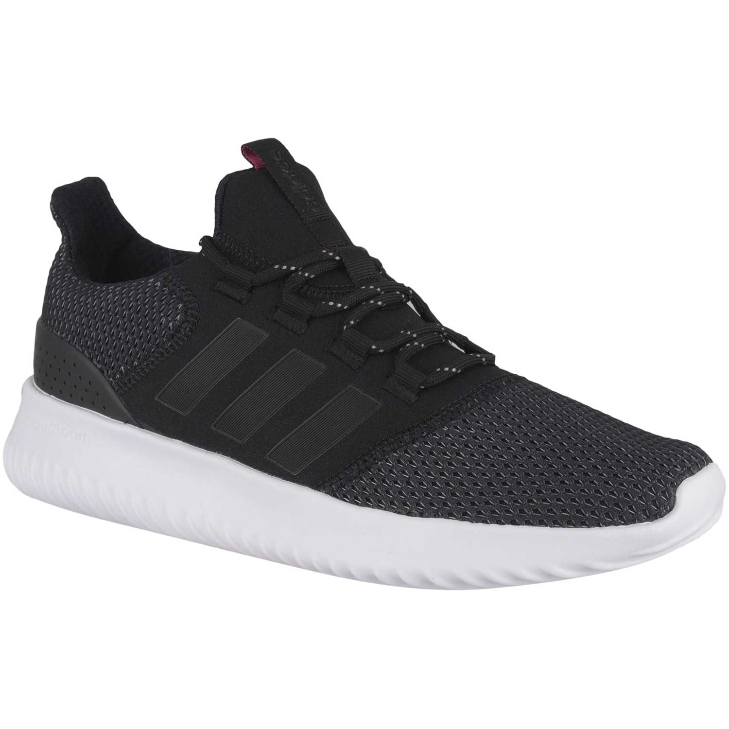 the best attitude 94ecb 7d533 Zapatilla de Hombre Adidas Negro cloudfoam ultimate