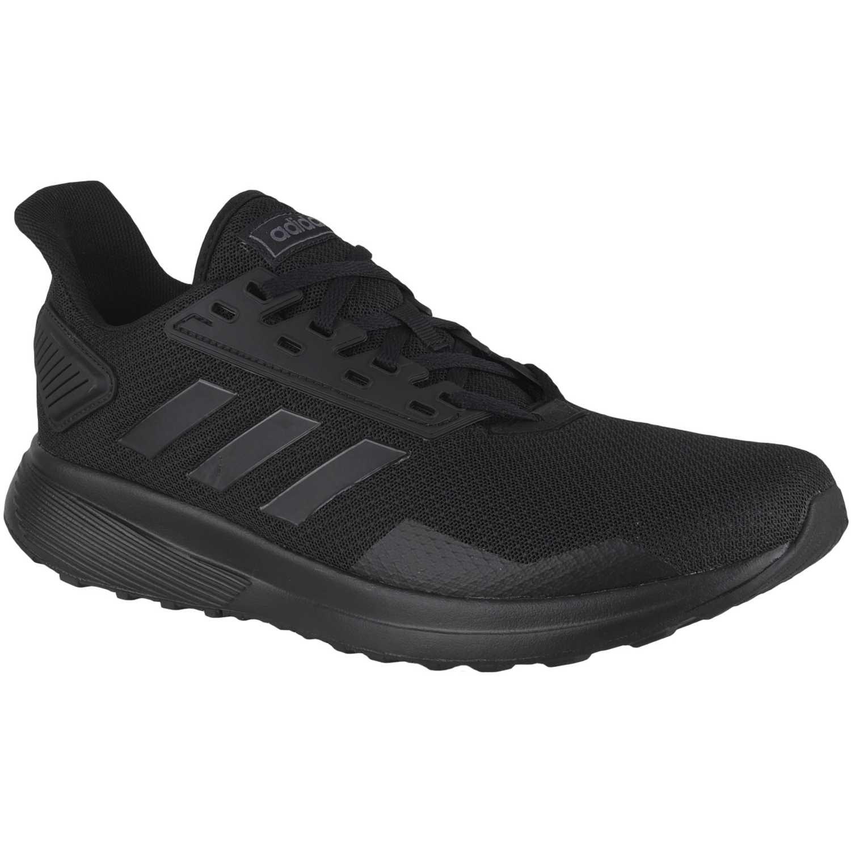Zapatilla de Hombre Adidas Negro duramo 9