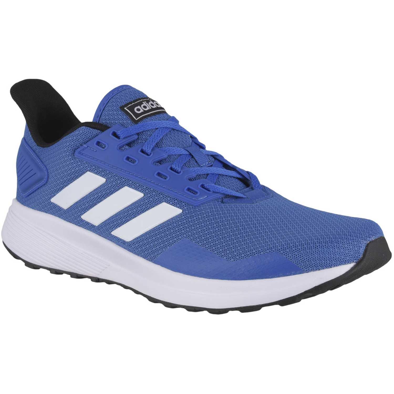 new concept c3eef fa9a5 Zapatilla de Hombre Adidas Azulino duramo 9