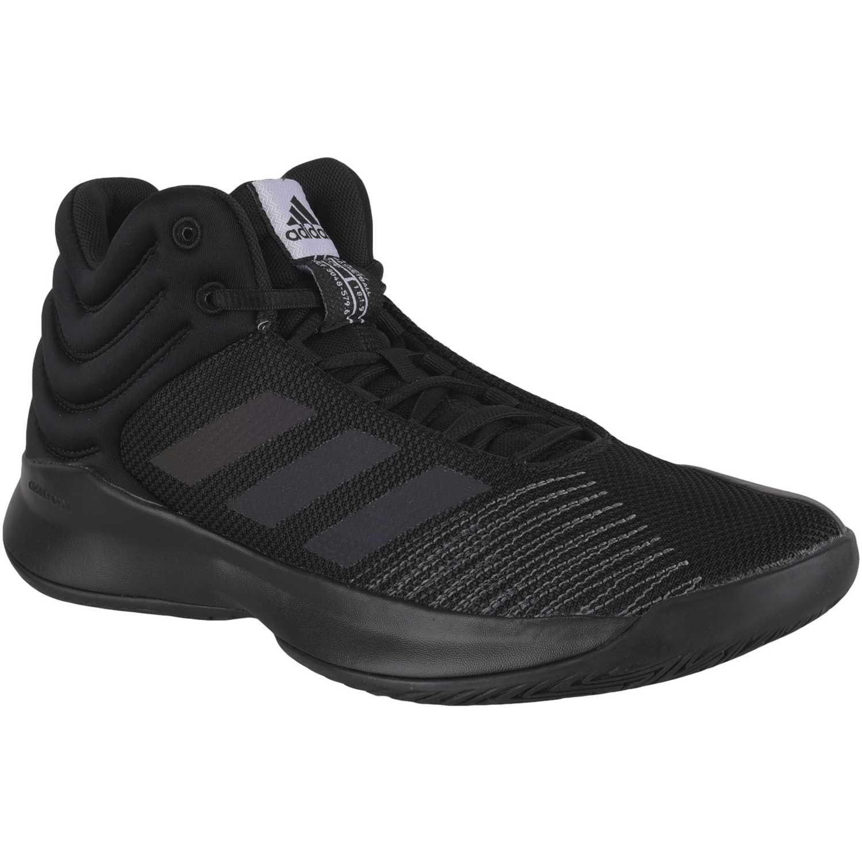 Zapatilla de Hombre Adidas Negro pro spark 2018  16716a2dcc9c9