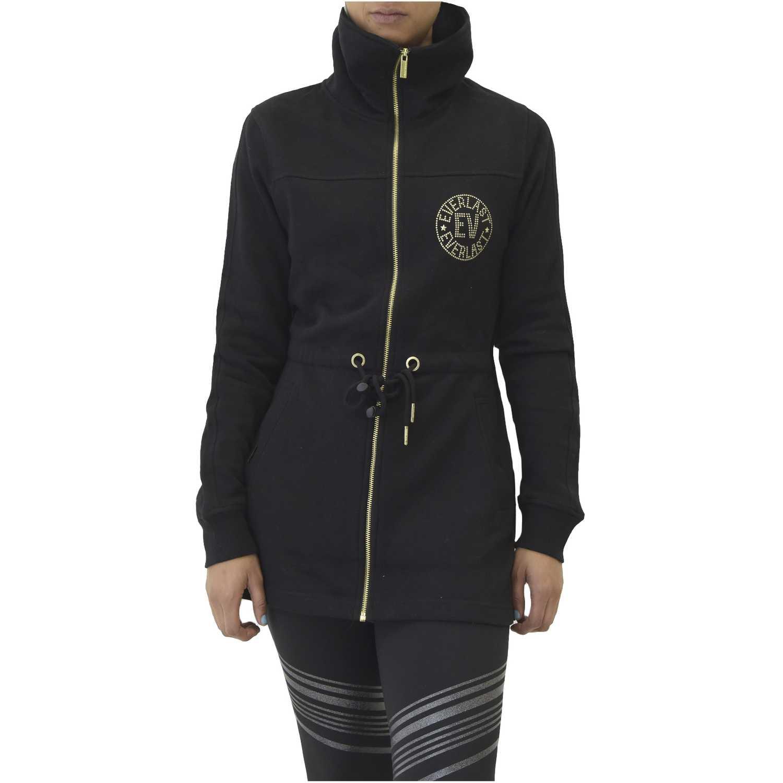 Casaca de Mujer  Negro chaqueta to walk