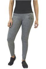 Everlast Gris de Mujer modelo LEGGING LONG BASIC Leggins Deportivo