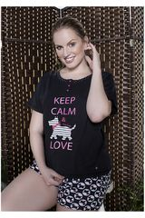 Kayser Negro de Mujer modelo 70.704 Pijamas Lencería Ropa Interior Y Pijamas