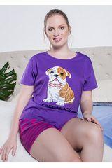 Kayser Morado de Mujer modelo 70.705 Pijamas Lencería Ropa Interior Y Pijamas