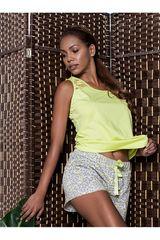 Kayser Verde de Mujer modelo 70.707 Pijamas Lencería Ropa Interior Y Pijamas